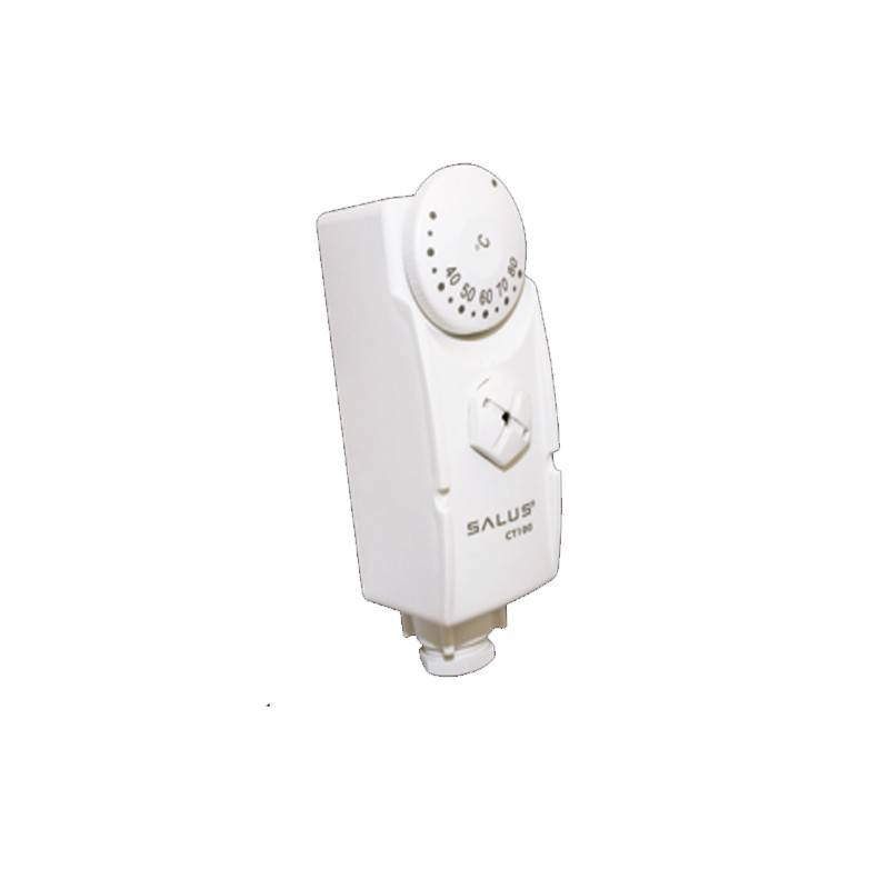 Poza Termostat de contact mecanic Salus AT10